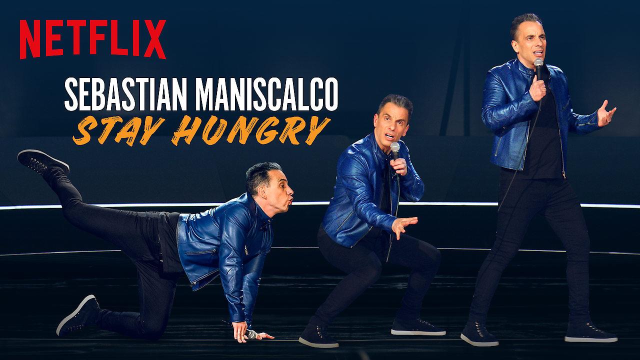 Sebastian Maniscalco: Stay Hungry on Netflix AUS/NZ