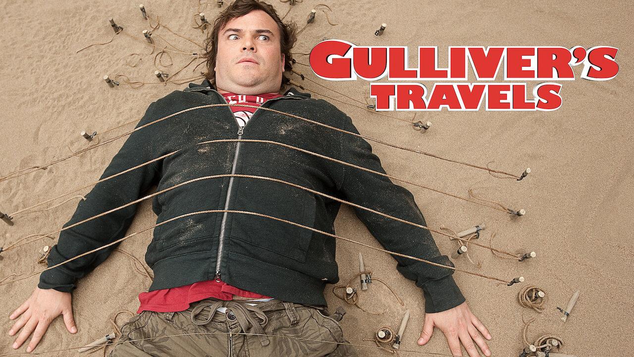 Gulliver's Travels on Netflix AUS/NZ