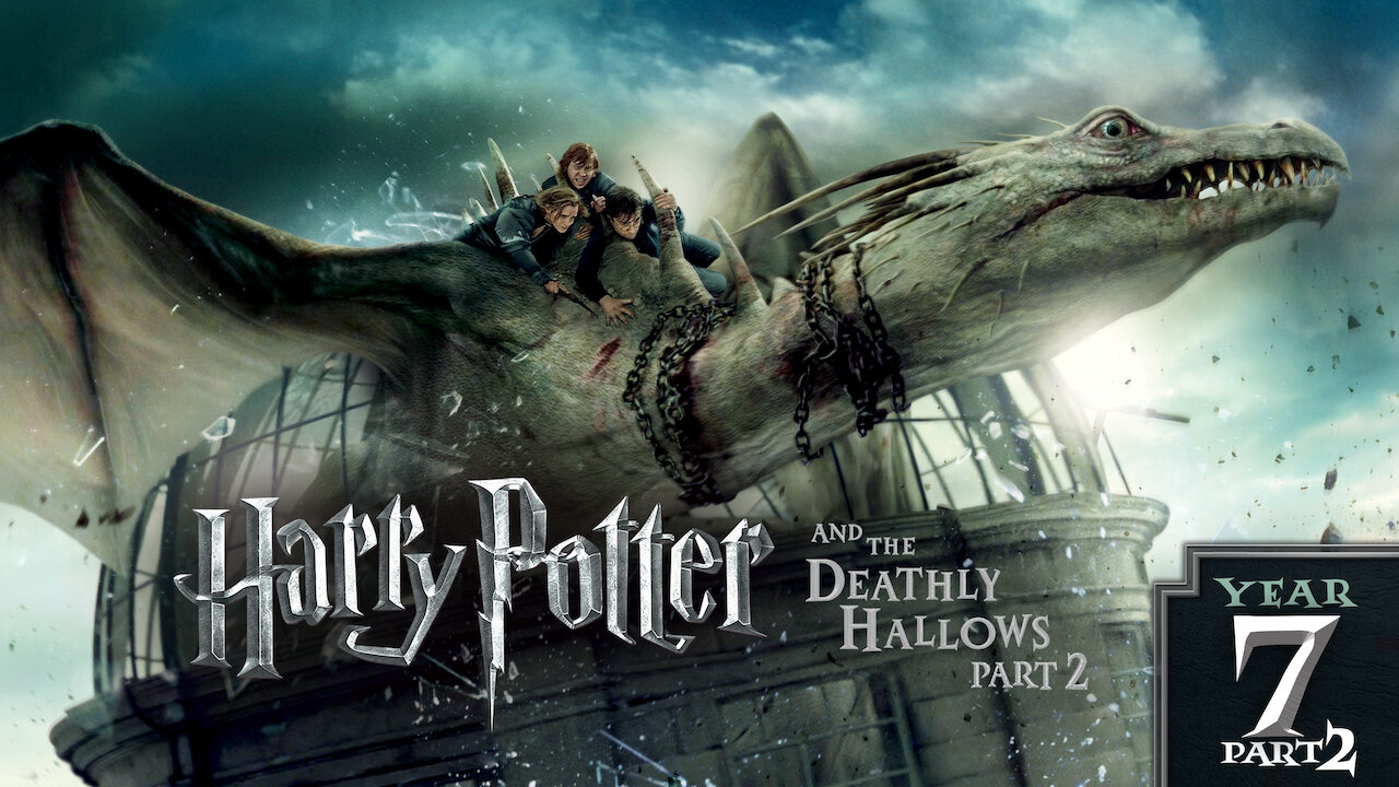 Harry Potter and the Deathly Hallows: Part 2 on Netflix AUS/NZ