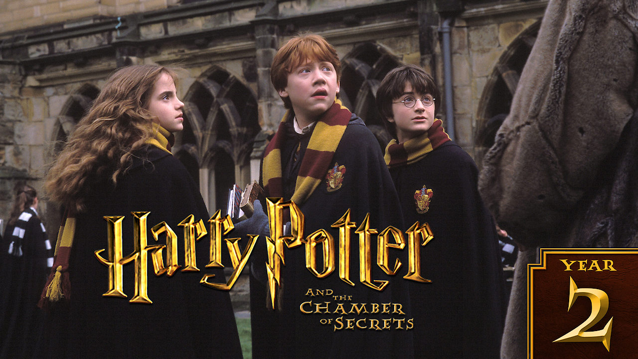 Harry Potter and the Chamber of Secrets on Netflix AUS/NZ