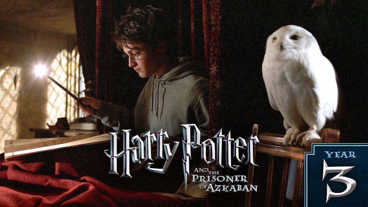Harry Potter and the Prisoner of Azkaban on Netflix AUS/NZ