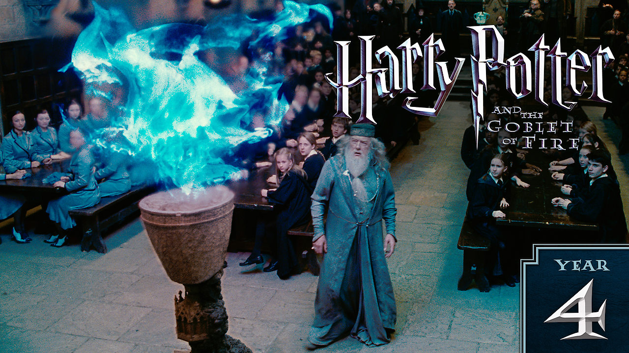 Harry Potter and the Goblet of Fire on Netflix AUS/NZ