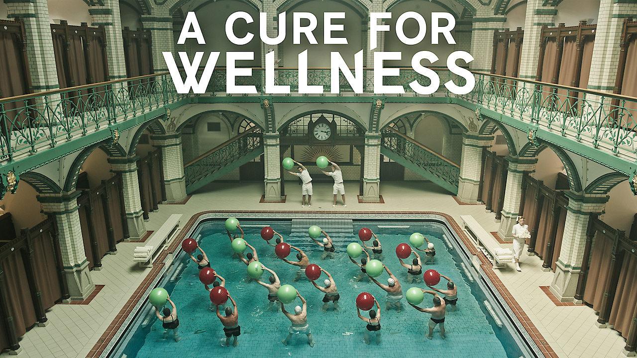 A Cure for Wellness on Netflix AUS/NZ