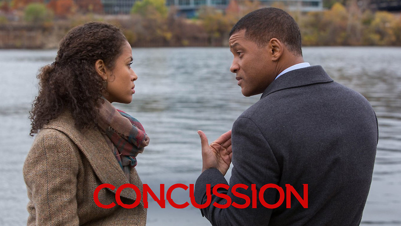 Concussion on Netflix AUS/NZ