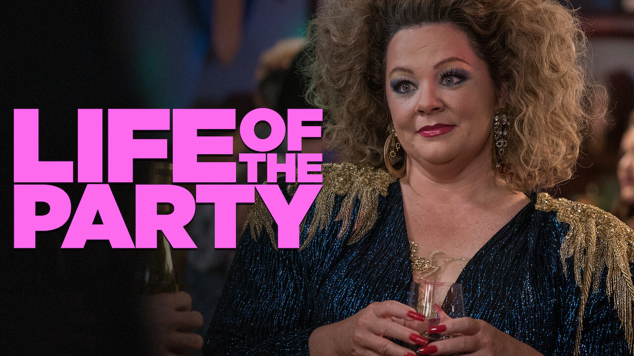 Life of the Party on Netflix AUS/NZ
