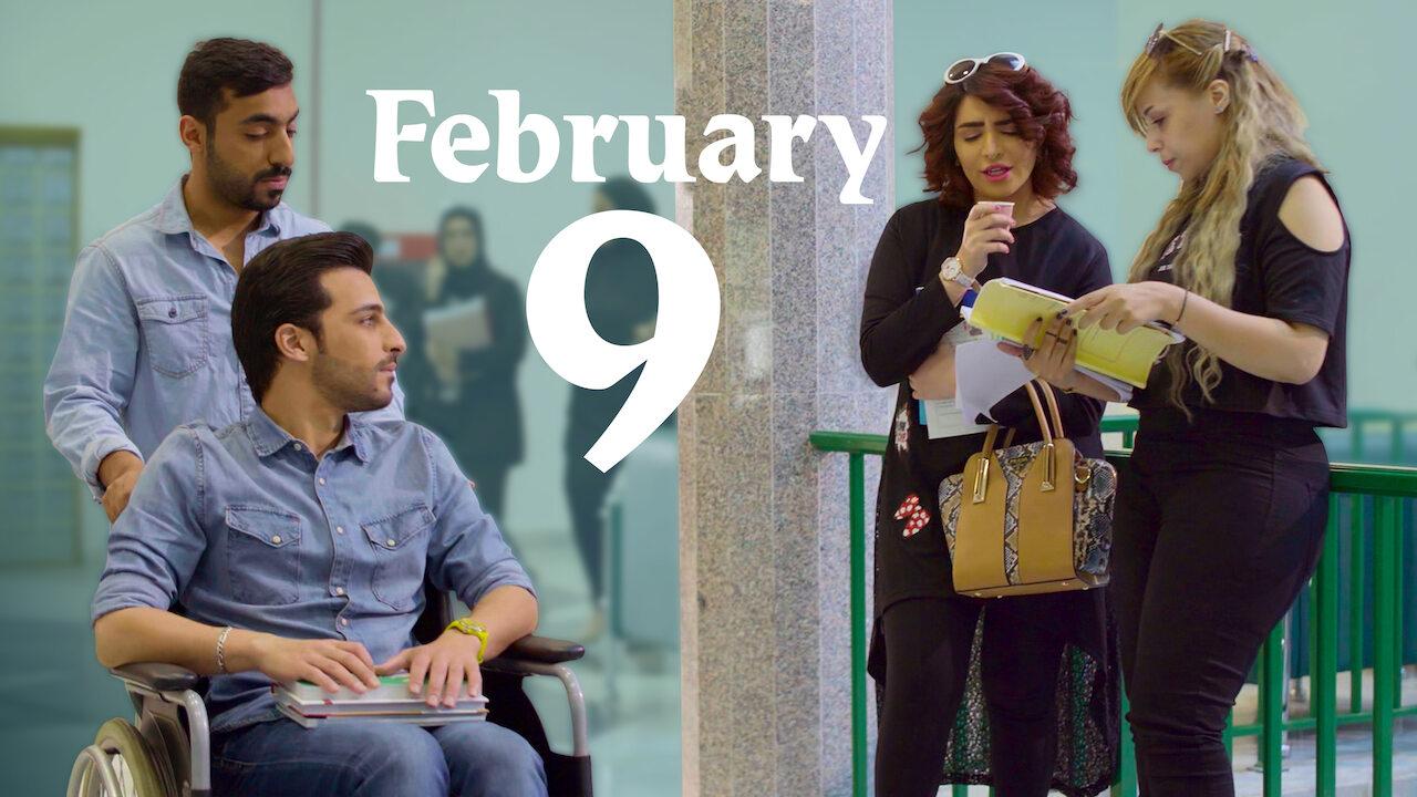 February 9 on Netflix AUS/NZ