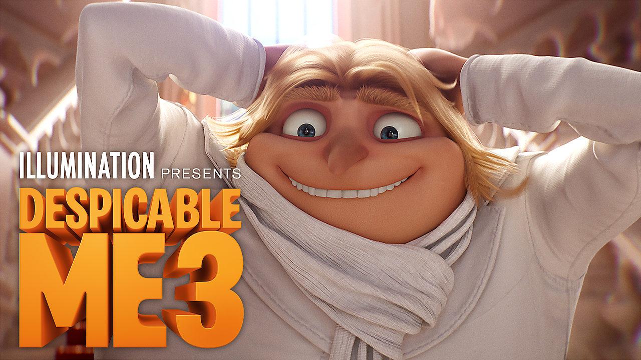 Despicable Me 3 on Netflix AUS/NZ