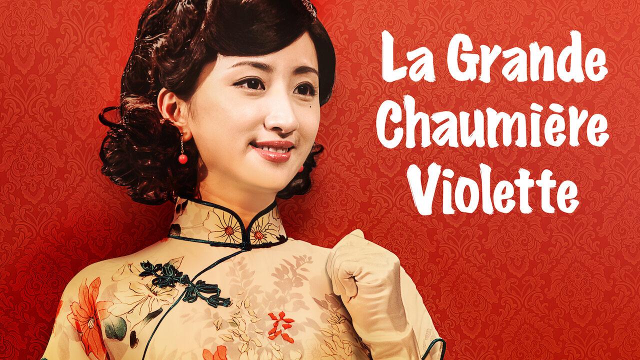 La Grande Chaumière Violette on Netflix AUS/NZ