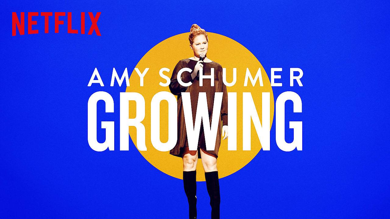 Amy Schumer Growing on Netflix AUS/NZ