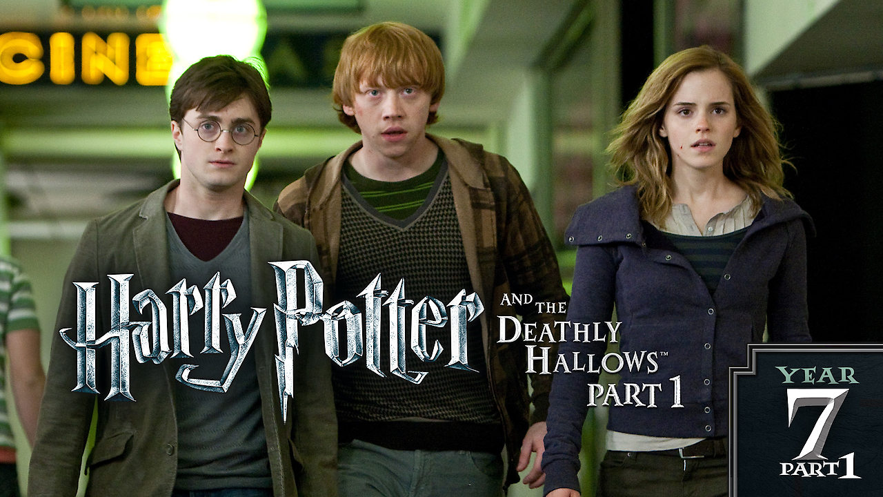 Harry Potter and the Deathly Hallows: Part 1 on Netflix AUS/NZ