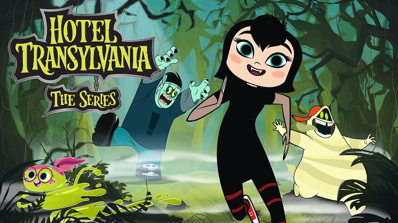 Hotel Transylvania on Netflix AUS/NZ