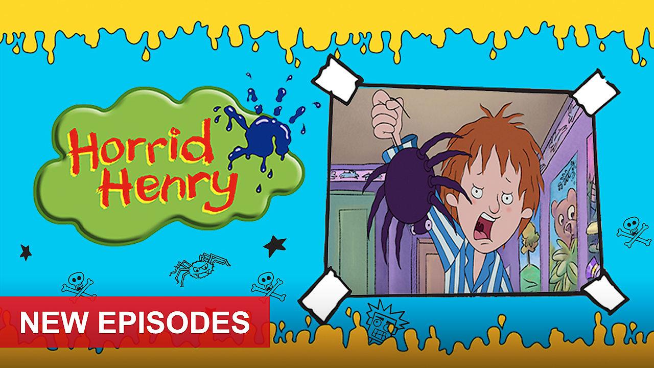 Horrid Henry on Netflix AUS/NZ