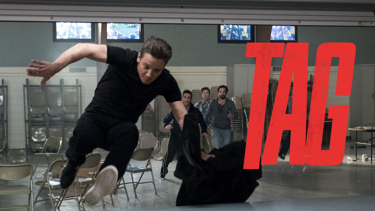 Tag on Netflix AUS/NZ
