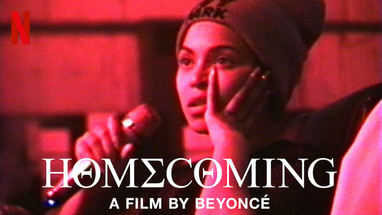 Is 'HOMECOMING: A film by Beyoncé' available to watch on