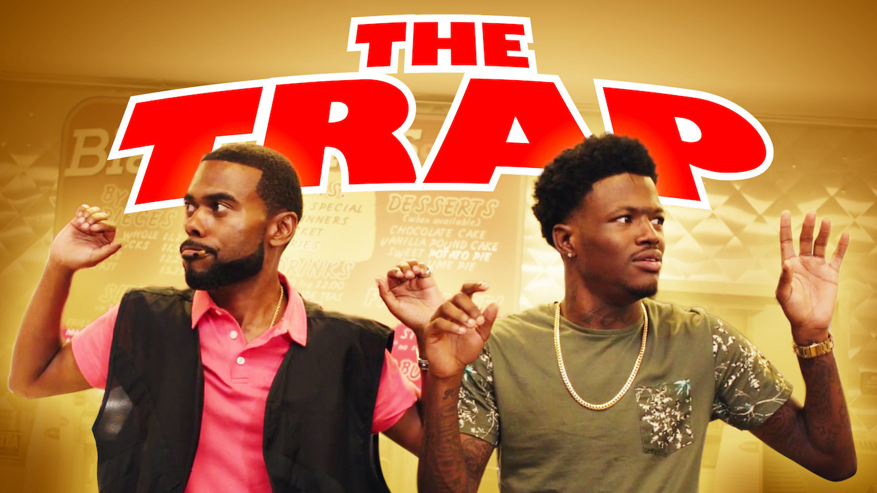 Is 'The Trap' available to watch on Netflix in Australia or New