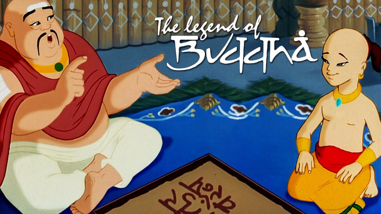 The Legend of Buddha on Netflix AUS/NZ
