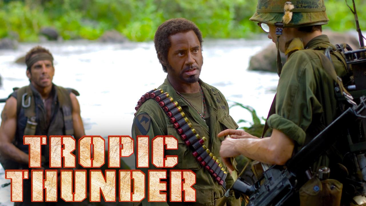 Tropic Thunder on Netflix AUS/NZ