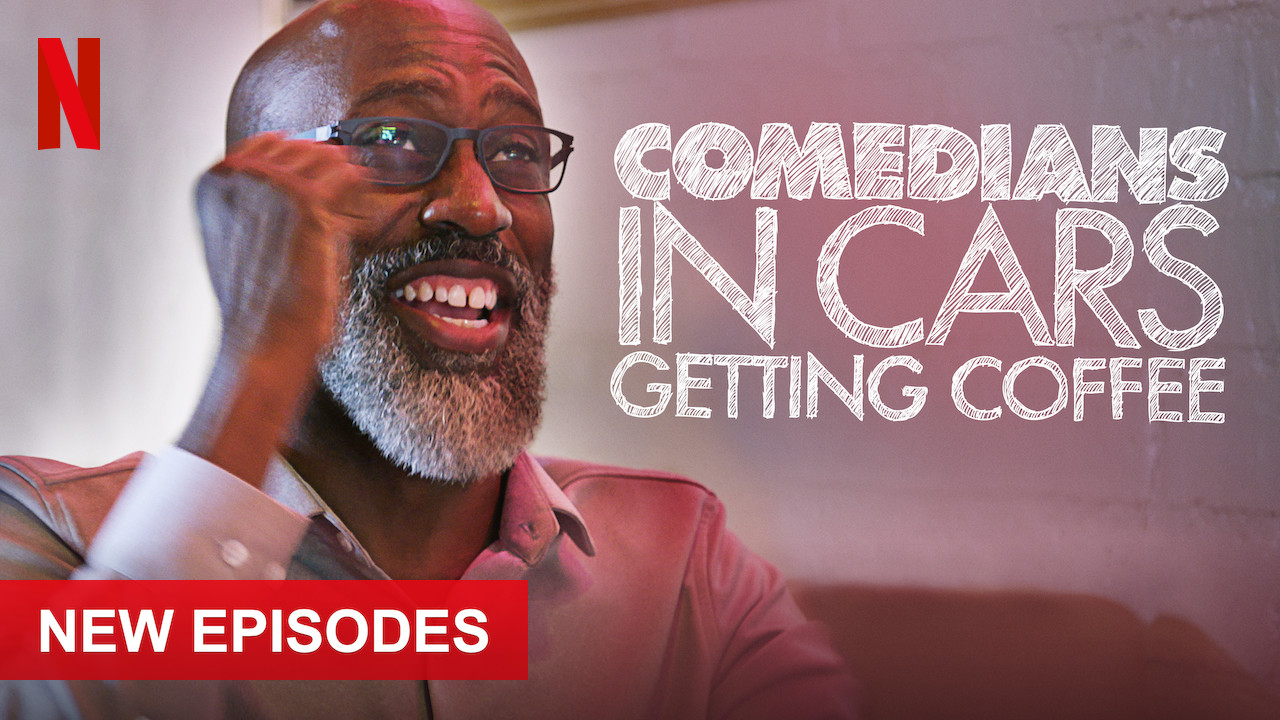 Comedians in Cars Getting Coffee on Netflix AUS/NZ