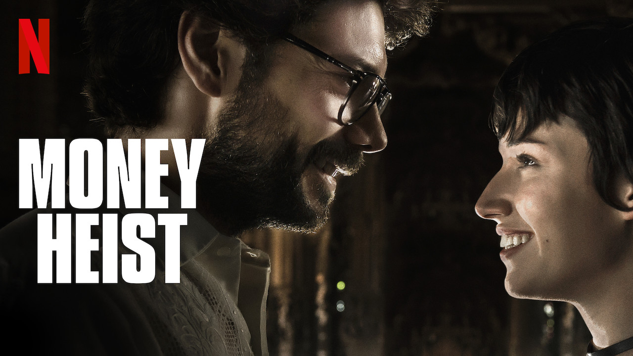 Is 'Money Heist' (aka 'La casa de papel') available to watch