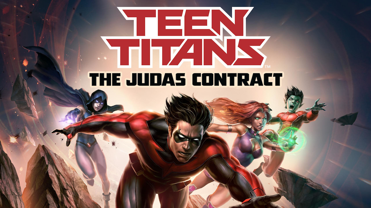 Is Teen Titans The Judas Contract Available To Watch On -8212