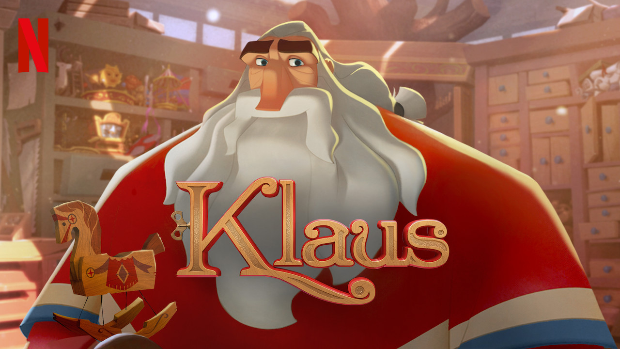 Klaus on Netflix AUS/NZ