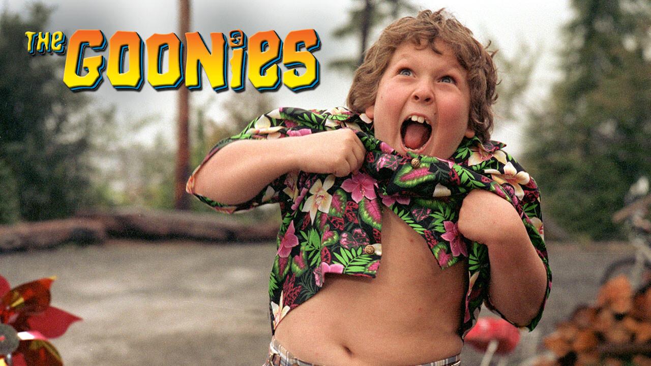The Goonies on Netflix AUS/NZ