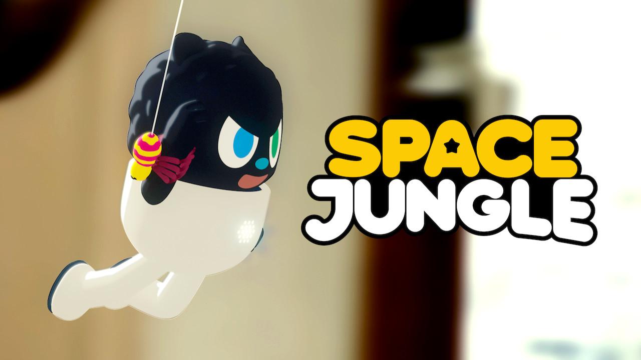 Space Jungle on Netflix AUS/NZ