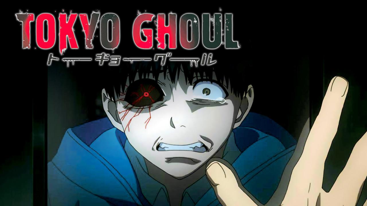 Tokyo Ghoul Netflix