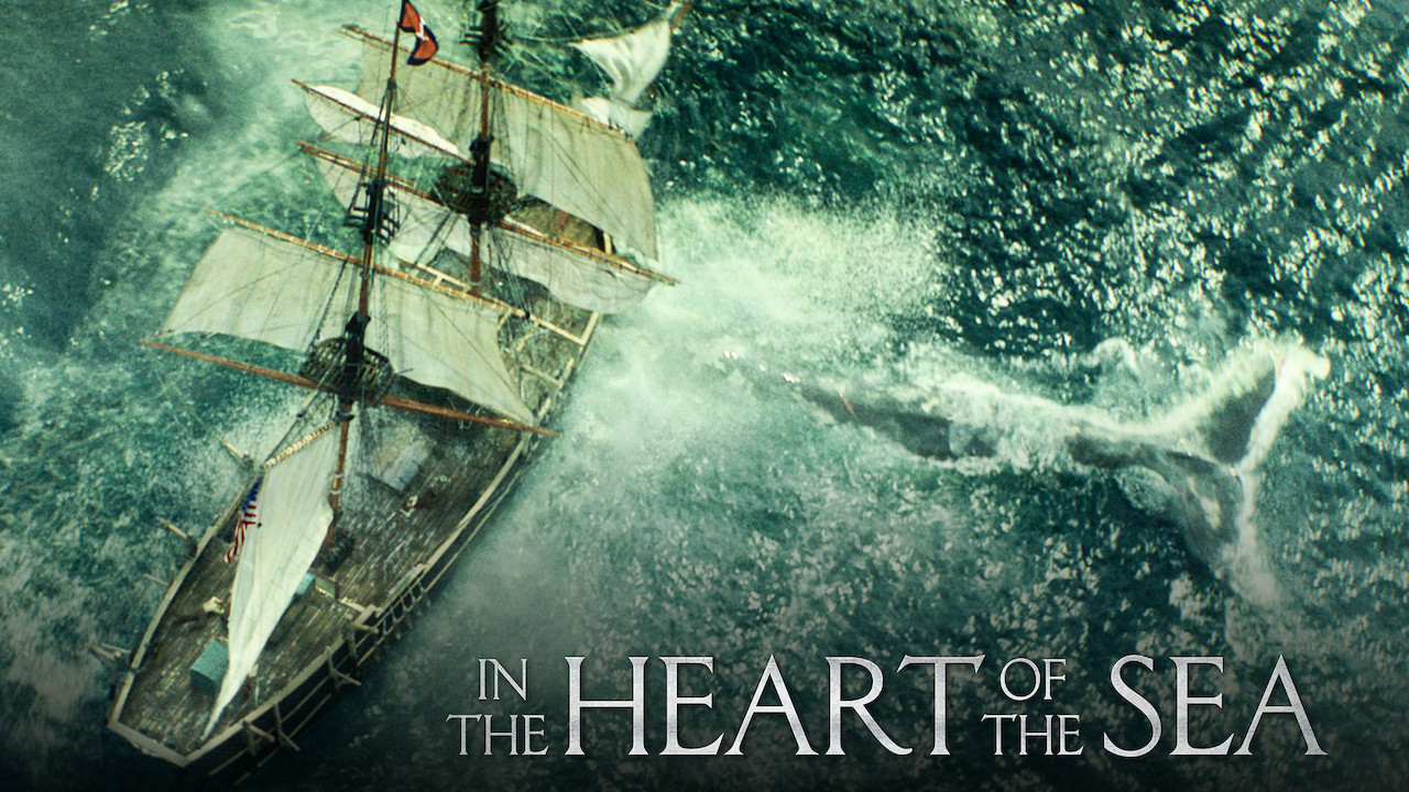 In the Heart of the Sea on Netflix AUS/NZ