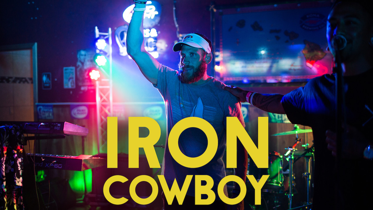 Iron Cowboy: The Story of the 50.50.50 on Netflix AUS/NZ