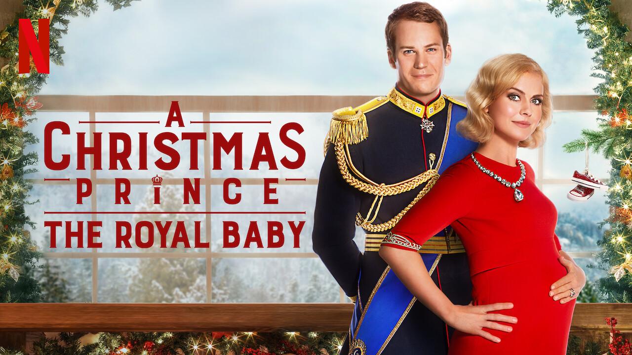 A Christmas Prince: The Royal Baby on Netflix AUS/NZ