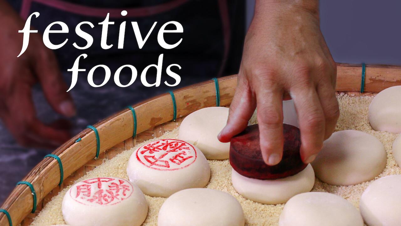 Festive Foods on Netflix AUS/NZ