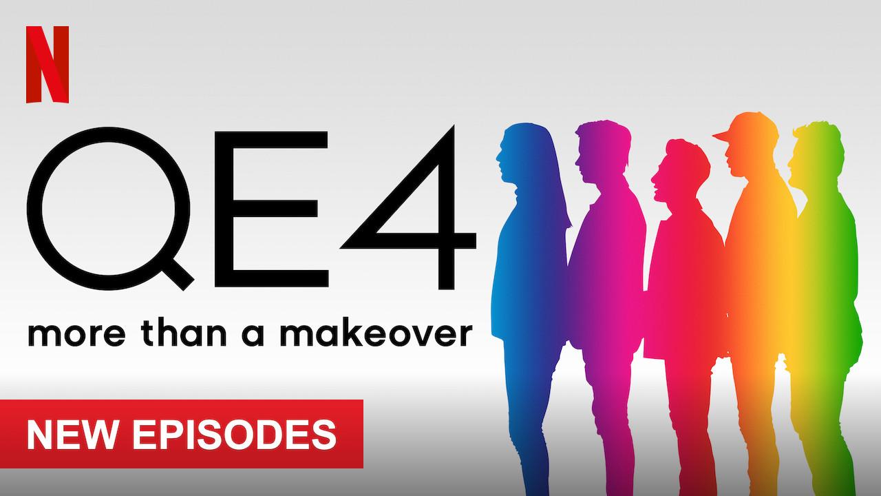 Queer Eye on Netflix AUS/NZ