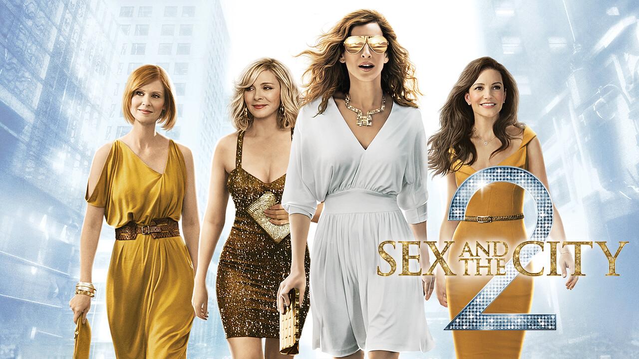 Sex and the City 2 on Netflix AUS/NZ