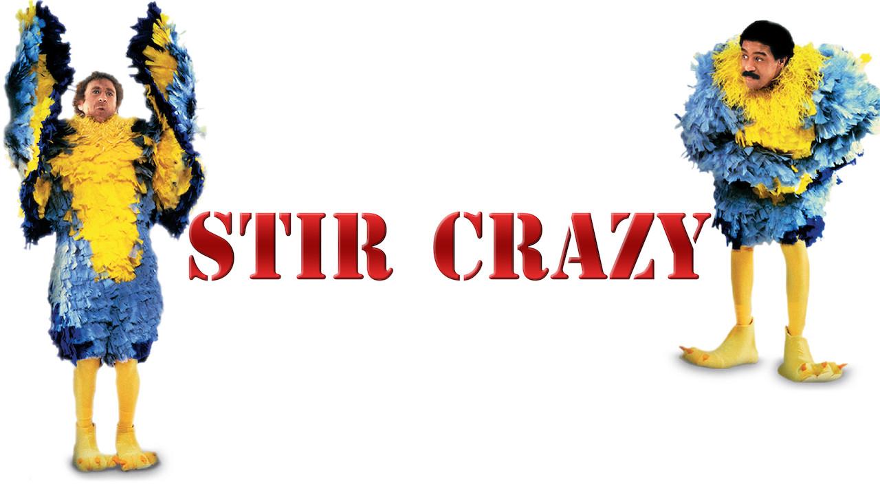 Stir Crazy on Netflix AUS/NZ