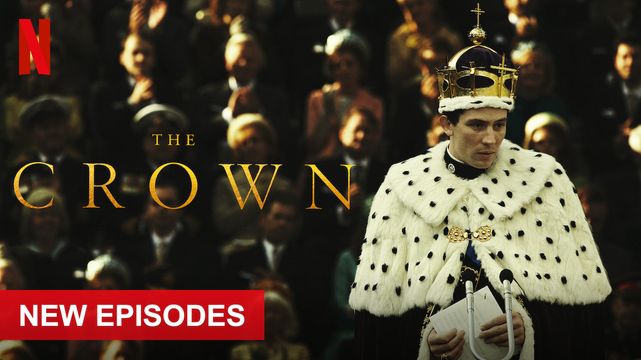 The Crown on Netflix AUS/NZ