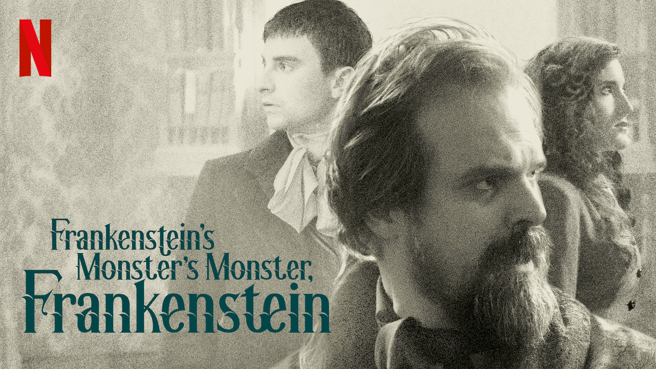 Frankenstein's Monster's Monster, Frankenstein on Netflix AUS/NZ