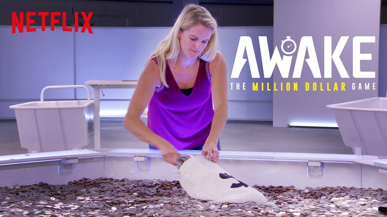 Awake: The Million Dollar Game on Netflix AUS/NZ