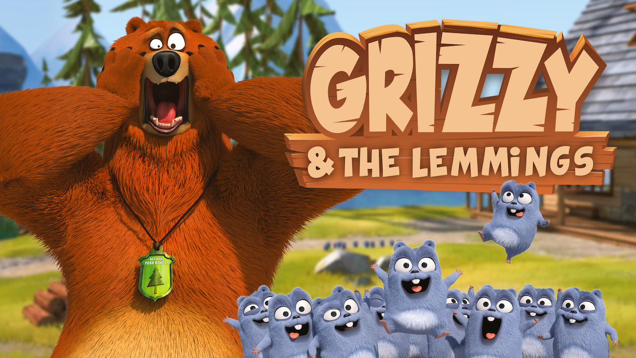 Grizzy et les Lemmings on Netflix AUS/NZ