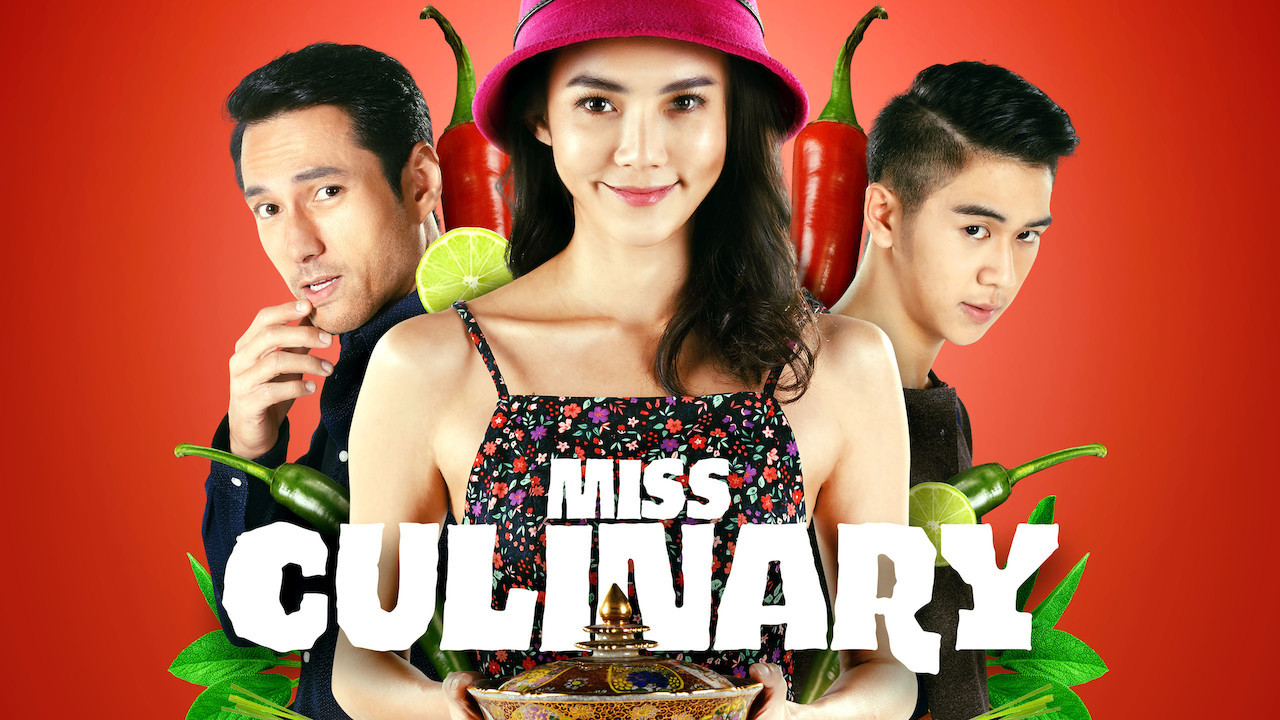Miss Culinary on Netflix AUS/NZ