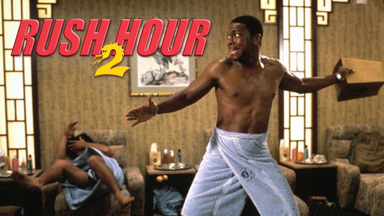 Rush Hour 2 on Netflix AUS/NZ