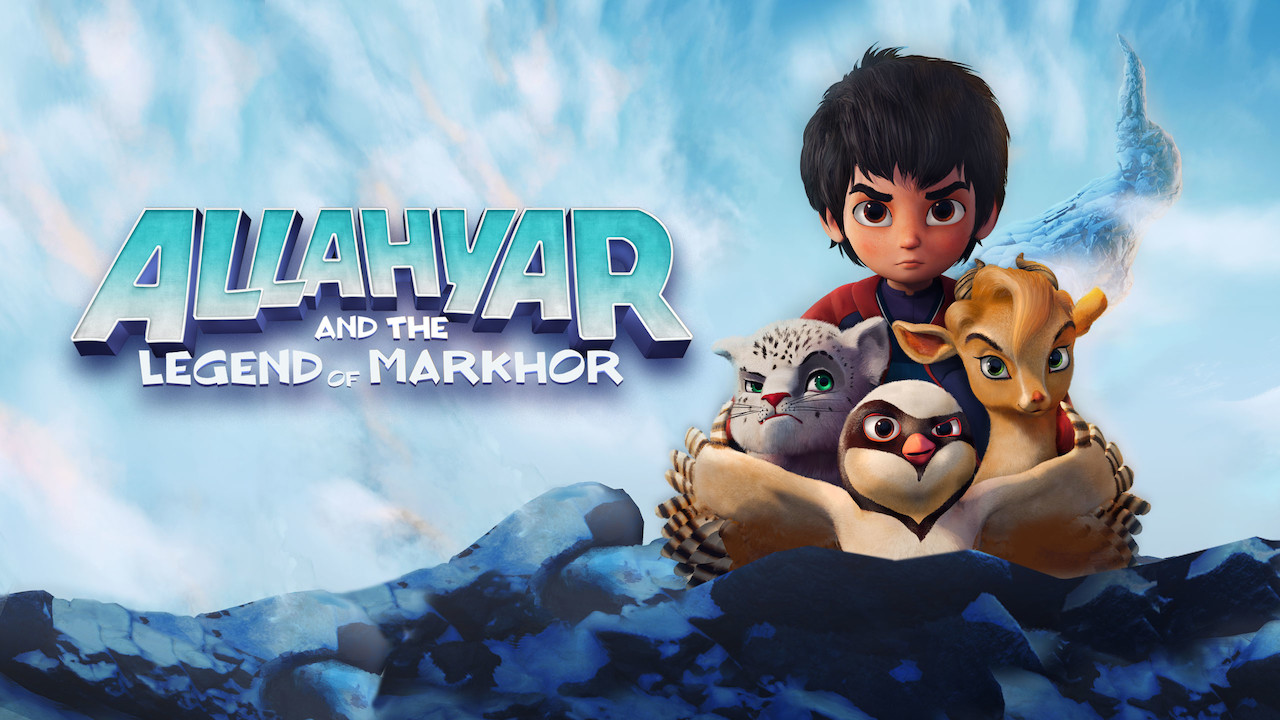 Allahyar and the Legend of Markhor on Netflix AUS/NZ