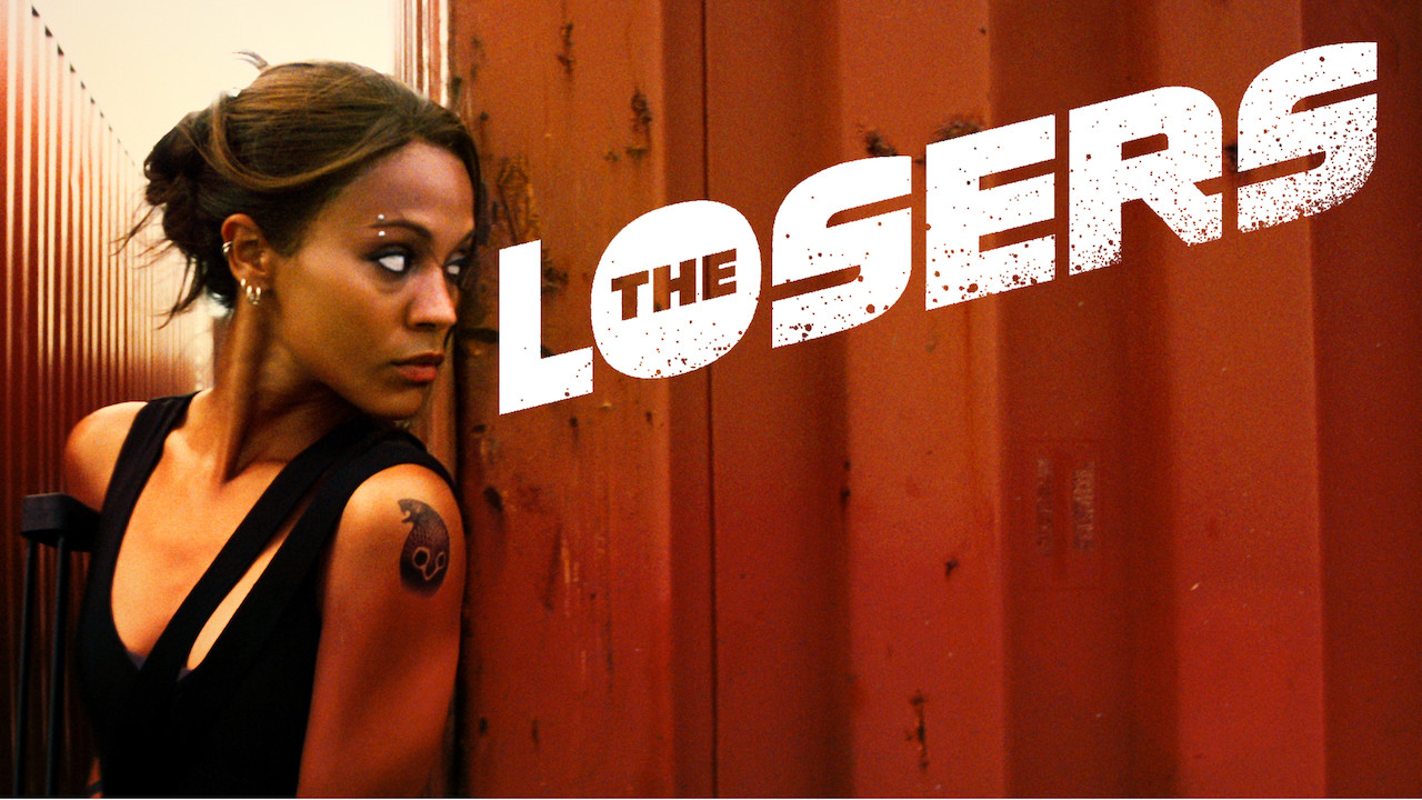 The Losers on Netflix AUS/NZ