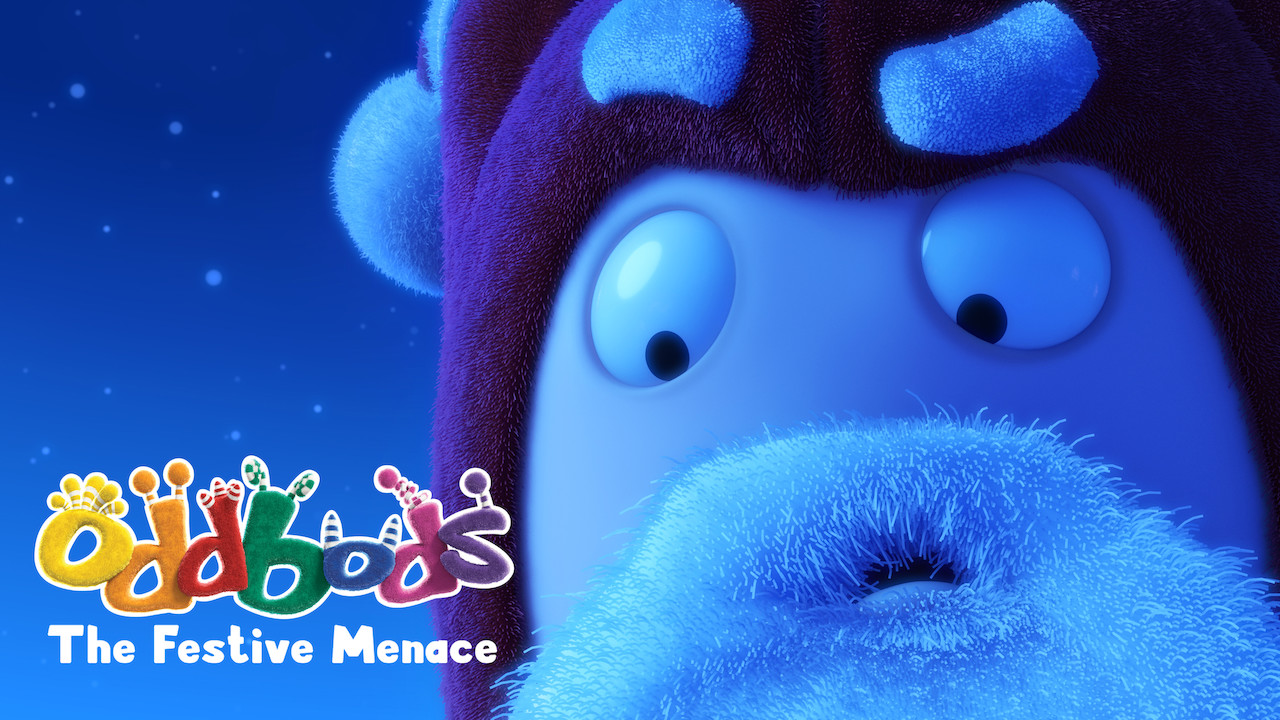 Oddbods: The Festive Menace on Netflix AUS/NZ