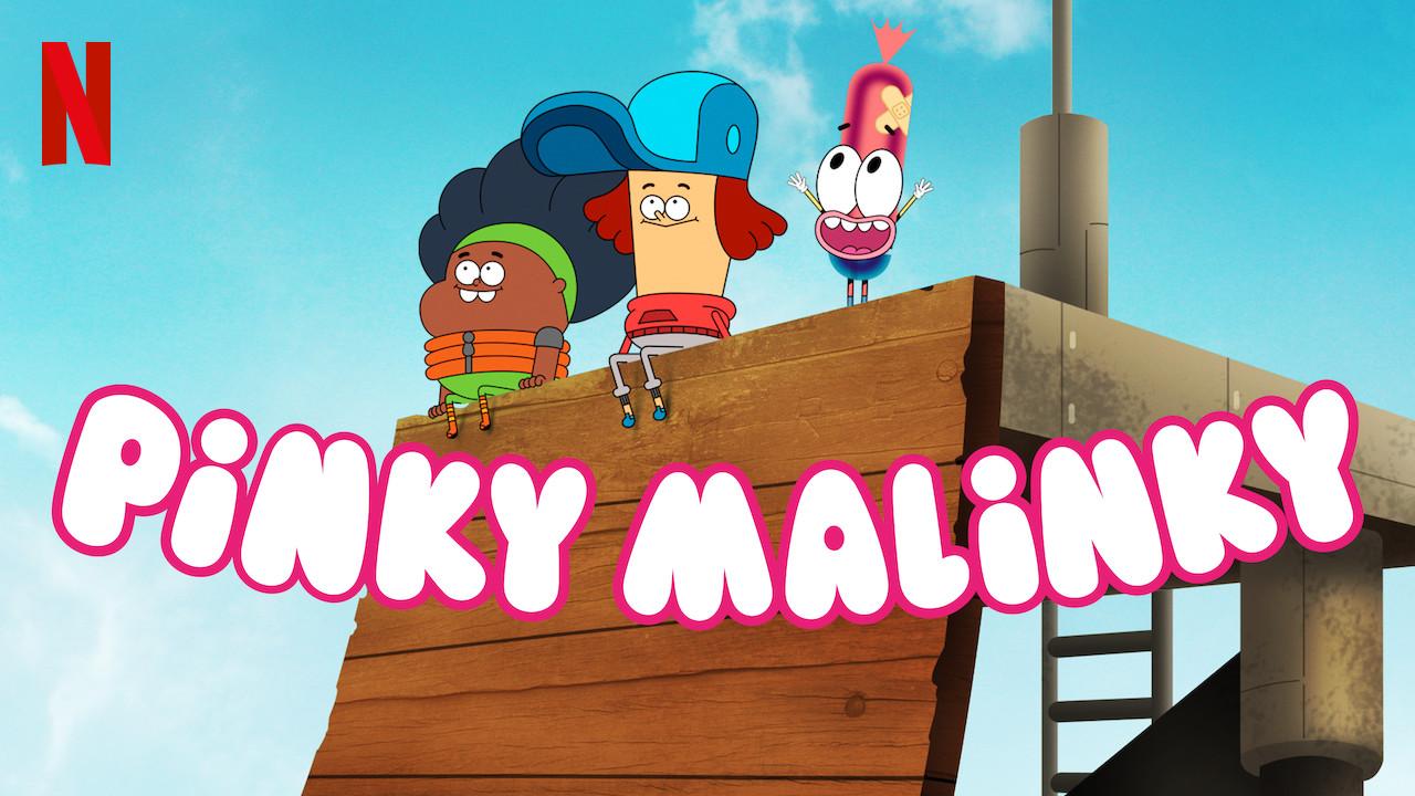 Pinky Malinky on Netflix AUS/NZ