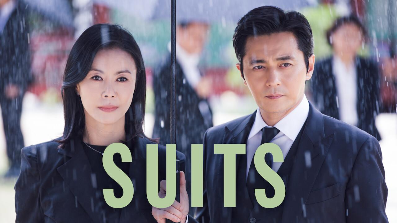 Suits on Netflix AUS/NZ