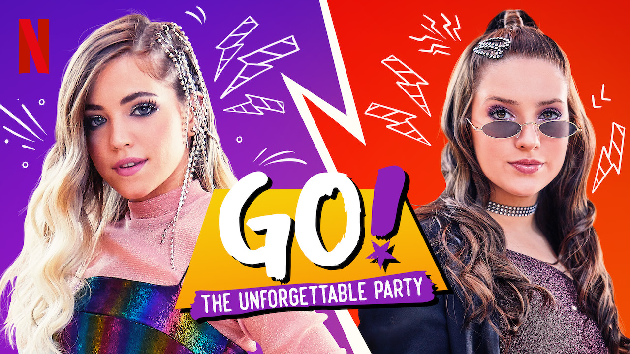 GO! The Unforgettable Party on Netflix AUS/NZ