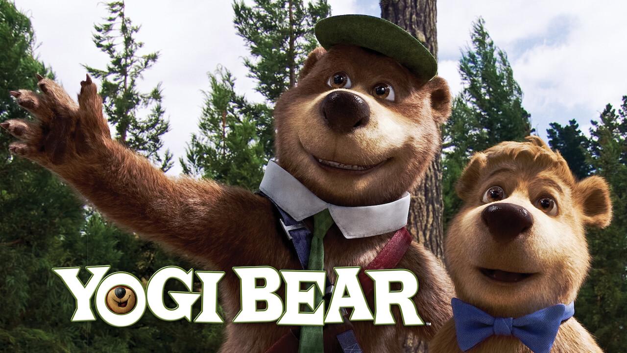 Yogi Bear on Netflix AUS/NZ