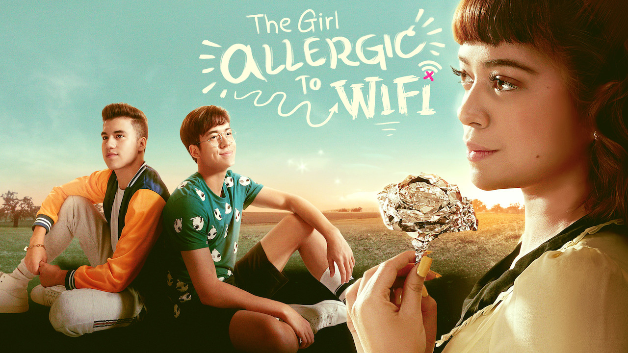 The Girl Allergic to Wi-Fi on Netflix AUS/NZ