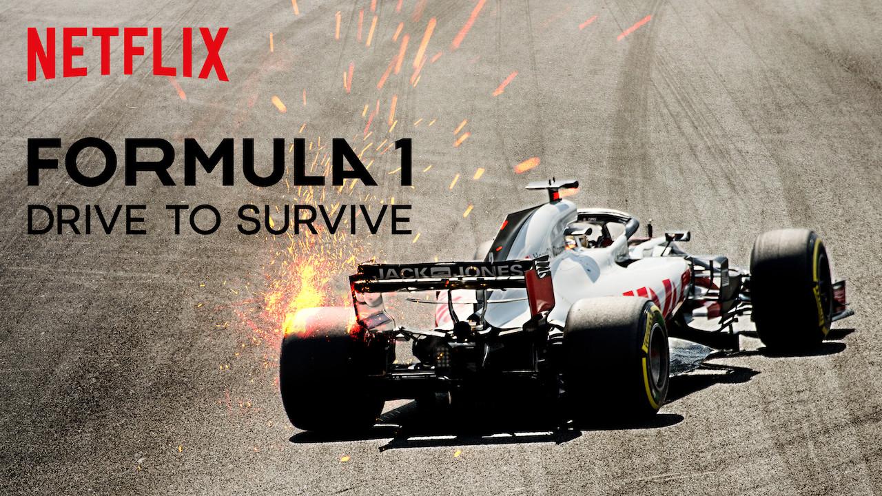 Formula 1: Drive to Survive - Wikipedia